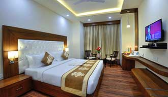 Hotel Seven Hills Tower AGRA