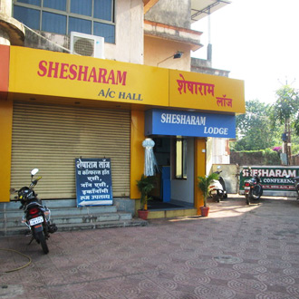 Shesharam Lodge & Conference Hall, Ratnagiri