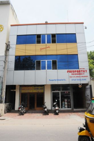 Hotel Pasuparthy Residency
