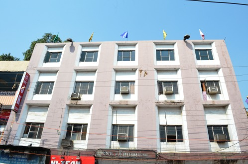 Hotel JK International, Varanasi
