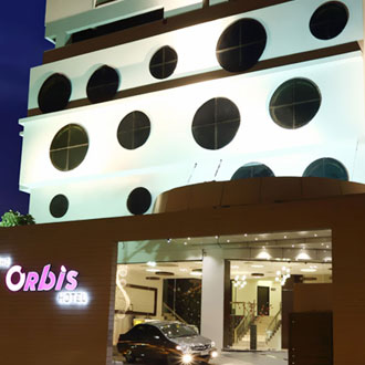 The Orbis, Coimbatore