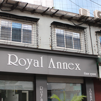 Hotel Royal Annex