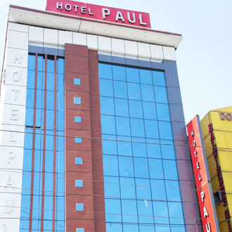Hotel Paul Una Xpress