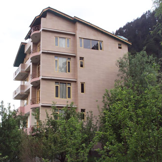 Hotel River Valley, Manali