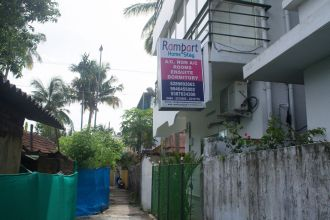 Rampart Homesta & Backpackers Hotels