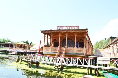 New Pride of Kashmir Houseboat
