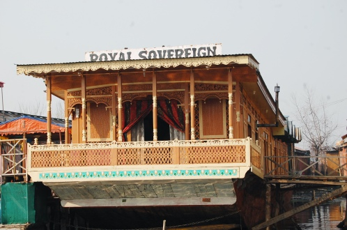 Royal Sovereign Houseboat