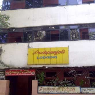 Pushpanjali Lodging