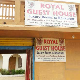 Royal Guest House, Bandhavgarh