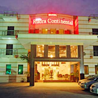 Hotel Rudra Continental (an Approved 3 Star)