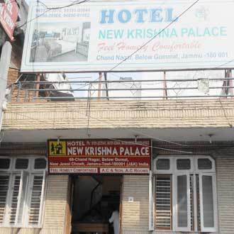 Hotel New Krishna Palace