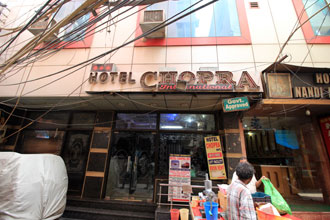 Hotel Chopra International