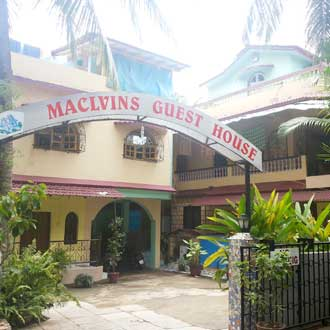 Maclvins Guest House