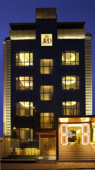 The Jrd Luxury Butique Hotel
