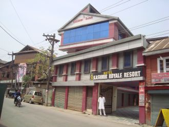 Hotel Kashmir Royale Resort