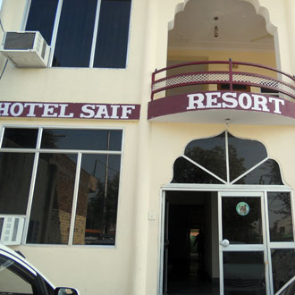 Hotel Saif & Resort