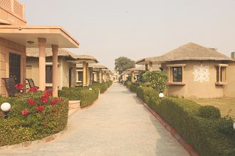 The Thar Oasis Resort & Camps