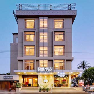 Hotel Krishna International