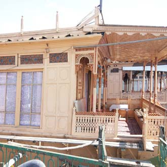 Princess Alexandra Houseboat