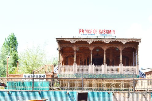 Prince Of Kashmir Houseboat