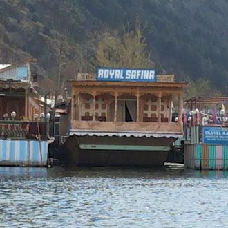 Royal Safina Houseboat