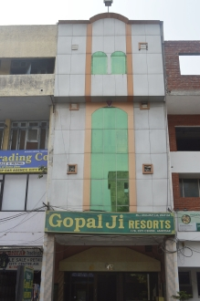 Gopal Ji Resorts