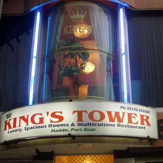 Hotel Kings Tower