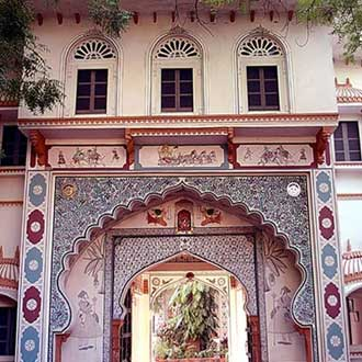 Palkiya Haveli in Kota