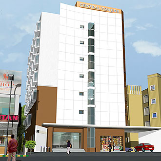 Hotel City Tower Next To Railway Station