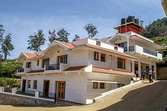 Berry Hills Resort in Ooty