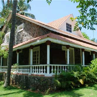 Prince Park Farm House in Pondicherry