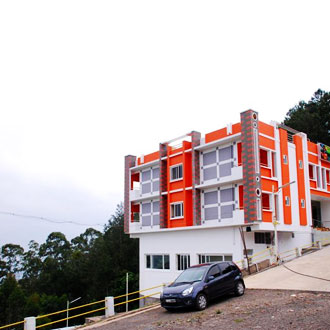 Fairstay Holiday Resort in Yercaud
