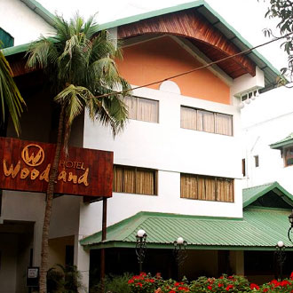 Hotel Woodland in Kolhapur