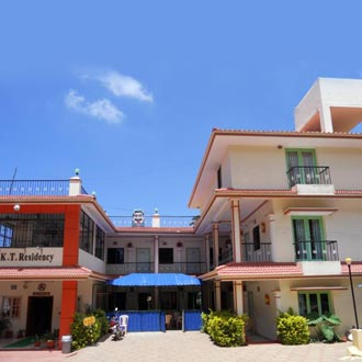Hotel Skt Residency in Yercaud