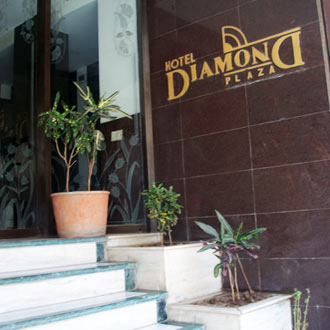 Hotel Diamond Plaza in Surat