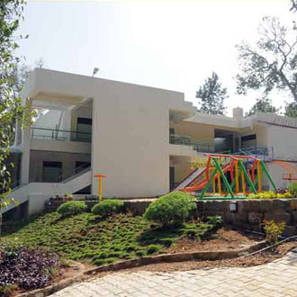 The Green Berry Resort in Yercaud