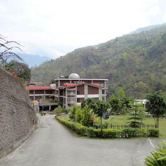 Club Mahindra Baiguney ( 83 Kms From Gangtok )