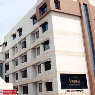 Hotel Vrishali Executive in Kolhapur
