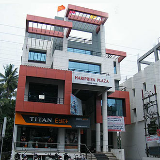 Hotel Haripriya Grand in Kolhapur