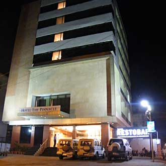 Hotel The Pinnacle in Ranchi