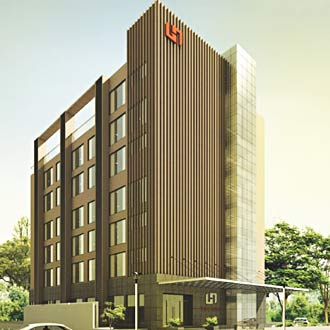 The Hotel Hindusthan International (the Hhi), Pune