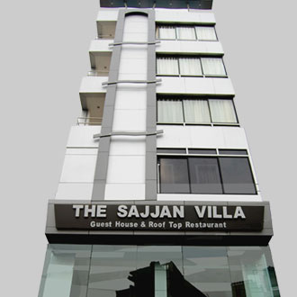 Sajjan Villa By Geostays
