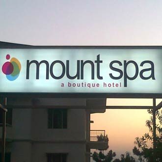 Mount Spa