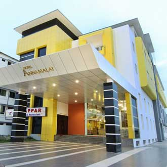 Hotel Annamalai International in Madurai