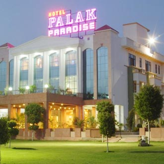 Hotel Palak Paradise -A Luxury resort