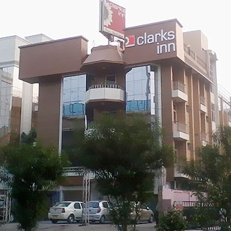 Hotel Clarks Inn - Kailash Colony