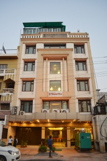 Hotel New Temples Town