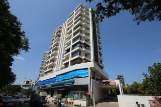 Aura Executive Homes (Juhu)