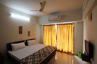 Corporate Shelters (Serviced Apartments)- Kandival MUMBAI