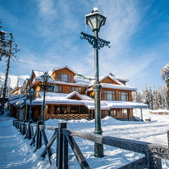 Heevan Retreat, Gulmarg